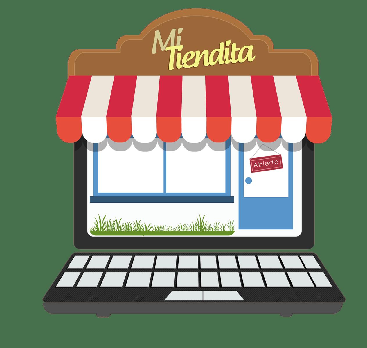 חנות במחשב