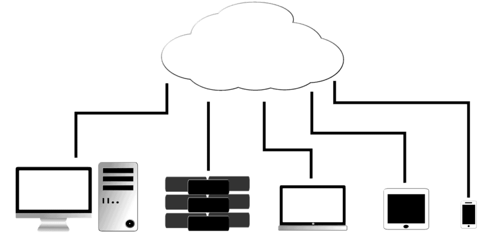 חיבורים לענן